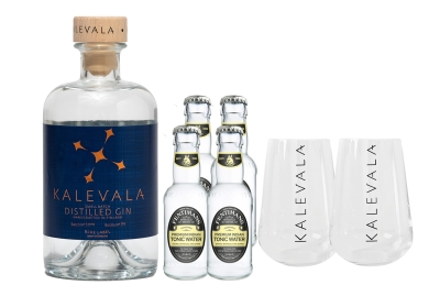 Kalevala Blue Label(Navi Strength) and Fentimans Tonic Water