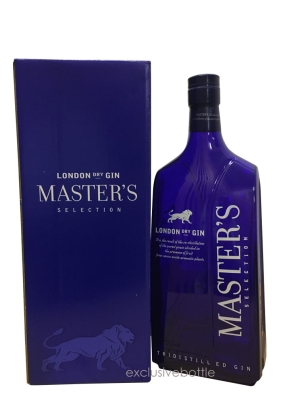 Big bottle Gin from masters