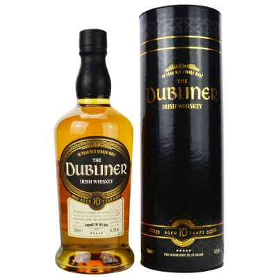 the dubliner whisky aus ireland
