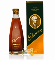 Exclusive and finest brandy from...