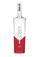 Obey Vodka is a handcrafted ...